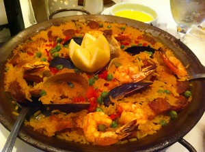 paella for Costa Del Sol