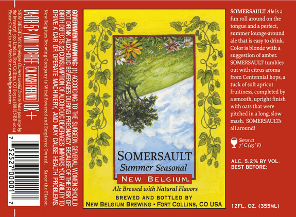 Somersault Summer Seasonal